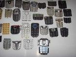 Клавиатуры от телефонов 45 шт. photo 2