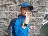 Детские умные часы Smart Baby Watch Q60s Трекер розовые photo 3