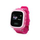 Детские умные часы Smart Baby Watch Q60s Трекер розовые photo 1