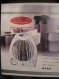 Тепло Вентилятор WimpeX WX 424 -1 photo 1