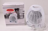 Тепло Вентилятор WimpeX WX 424 -1 photo 3