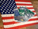 Флаг банер USA photo 3