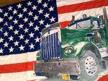 Флаг банер USA photo 1