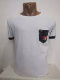 Модная мужская футболка New Look оригинал в хорошем состоянии