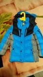 Куртка зимова на 5-6 років.