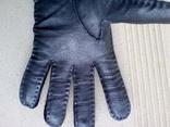 Мужские кожаные перчатки photo 4