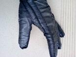 Мужские кожаные перчатки photo 6
