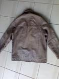 Куртка из натуральной кожи Camel active photo 6
