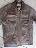 Куртка из натуральной кожи Camel active photo 12