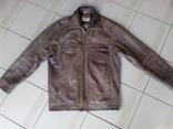 Куртка из натуральной кожи Camel active photo 1