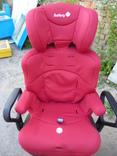 Дитяче Автомобільне крісло SAFETY 1 st від 15- 36 кг з Німеччин... photo 1