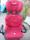 Дитяче Автомобільне крісло SAFETY 1 st від 15- 36 кг з Німеччин... photo 2