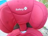 Дитяче Автомобільне крісло SAFETY 1 st від 15- 36 кг з Німеччин... photo 3