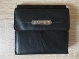 Женский кожаный кошелек HASSION (деловой стиль)
