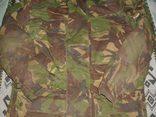 Камуфлированная парка (куртка) DPM армии Нидерландов. Две подстёжки - зимняя+Gore-Tex. №12 photo 3