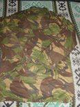Камуфлированная парка (куртка) DPM армии Нидерландов. Две подстёжки - зимняя+Gore-Tex. №12 photo 11