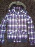 Яркая фирменная женская куртка. р.С-М. Очень хорошее состояние. photo 1