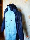 Куртка спортивная утепленная HUMMEL реглан р-р XL photo 2