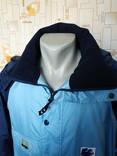Куртка спортивная утепленная HUMMEL реглан р-р XL photo 6