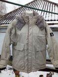 Зимняя куртка с мехом EX10 размер М photo 1