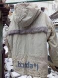 Зимняя куртка с мехом EX10 размер М photo 6