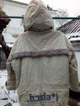 Зимняя куртка с мехом EX10 размер М photo 7