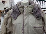 Зимняя куртка с мехом EX10 размер М photo 9