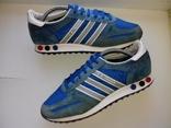 Кросовки Adidas L.A.Trainer из Натуральной Кожи (Розмір-42\27) photo 1