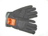Теплые женские перчатки на флисе
