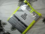 (Лот№6) 3 предмета: Ледоступы,скребок для очистки льда,светоотражающий жилет photo 7