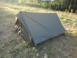 Палатка армии Франции олива с москитной сеткой photo 2