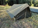 Палатка армии Франции олива с москитной сеткой photo 1