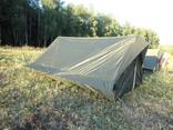 Палатка армии Франции олива с москитной сеткой photo 5