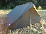 Палатка армии Франции олива с москитной сеткой photo 6