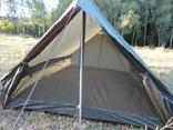 Палатка армии Франции олива с москитной сеткой photo 7
