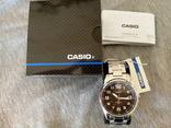Наручные часы Casio MTP-1372 оригинал photo 4
