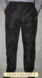 Тёплые штаны на флисе размер S (44)