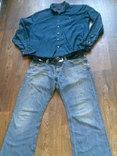 PME Legend  (USA) - фирменные штаны+рубашка+свитер photo 2