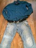 PME Legend  (USA) - фирменные штаны+рубашка+свитер photo 12