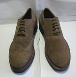 Кожаные туфли 42 р. Rule London