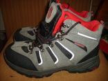 Трекинговые ботинки р.43