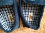 Замшеві тапочки-мокасини р.42 Mokkers photo 2