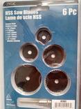 Набор пильных дисков для гравера photo 2