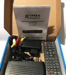 Т2 - тюнер (YouTube FullHD IPTV USB HDMI H.64) Новый Заводской комплект HD-1004