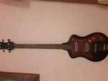 Электро бас Гитара