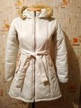 Куртка. Полупальто CALVIN KLEIN p-p 12(прибл. XS)