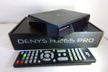 Мультимедийная спутниковая интернет-приставка Uclan Denys H.265+
