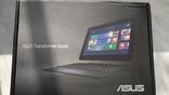 Новый планшет ноутбук Asus Transformer Book photo 1