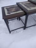 Чайный (кофейный) выдвижной столик. Восточные мотивы. (3 в 1). photo 6