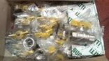 Упаковка газовых краников 24 шт. photo 3